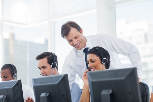Elegant Contact Center Supervisor Intended Call Center Supervisor