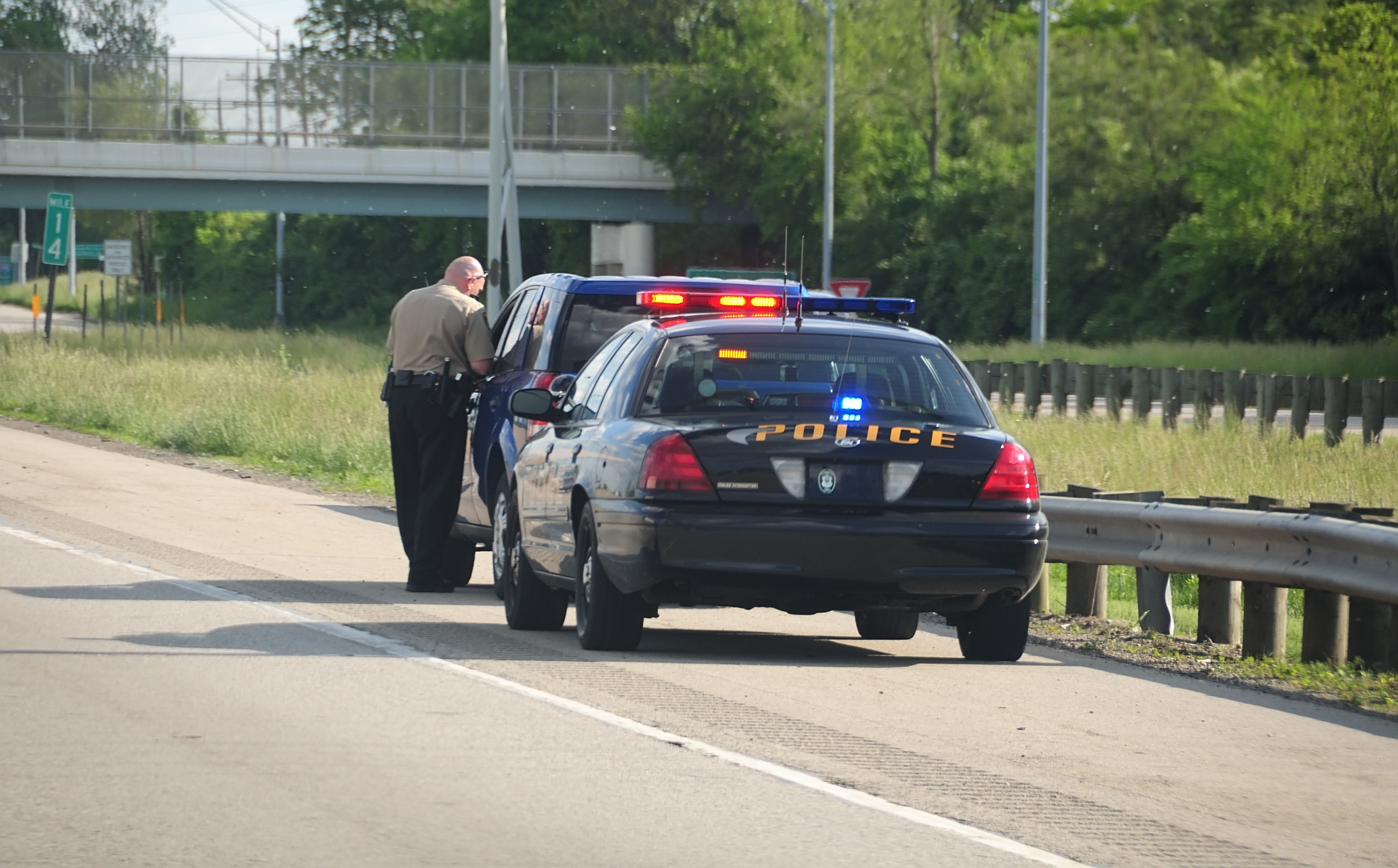 Traffic Stop Safety Tips for Policemen - Kova Corp